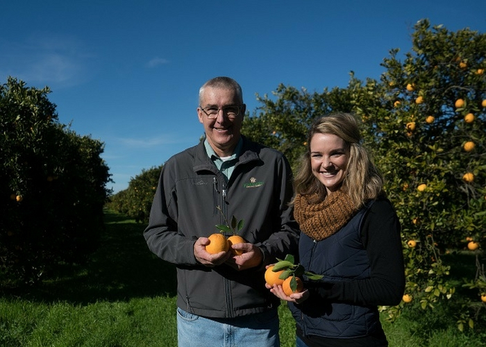 At Homegrown Organic, John France and His Daughter, Cherie, Work Together Towards a Shared Mission