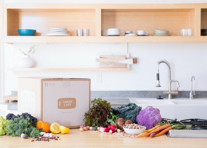 Organic Produce to Your Door