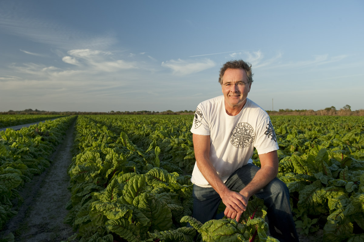 Tom Beddard, Founder & CEO, Lady Moon Farms, Speaks Out Against Hydroponics in Organic