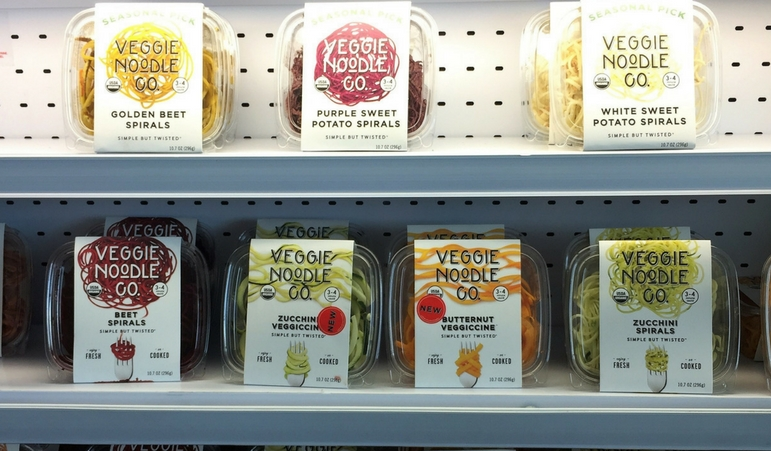 Spotlight on New Organic Vegetable Offerings