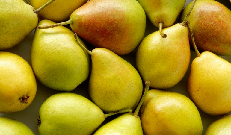 Organic Pear Production on the Rise