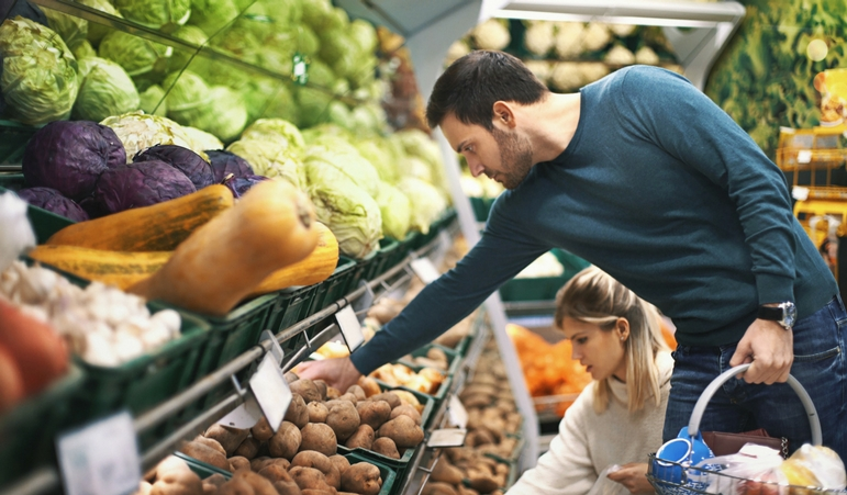 Utilizing Supermarket Dietitians to Promote Organic Produce