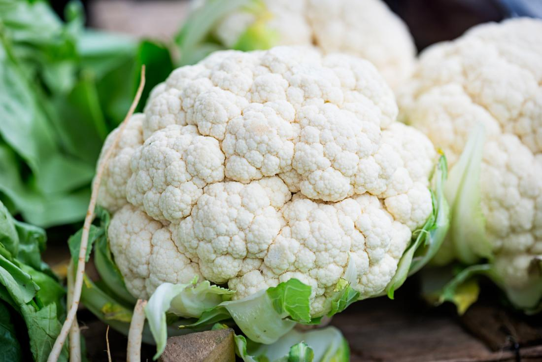 Cauliflower In Short Supply for Thanksgiving