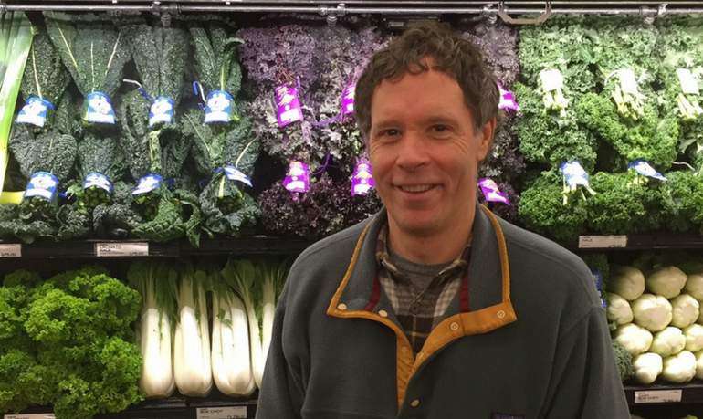 In Their Words: Jeff shares his organic insights and thoughts on the Amazon and New Seasons partnership