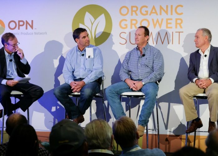 Grower Roundtable: Wall Street Wants Organic!
