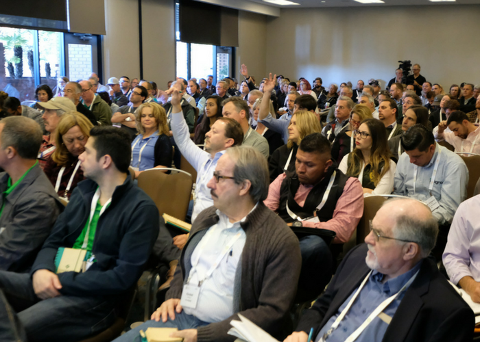Standing Room Only Crowd Packs Organic Cannabis Panel Discussion