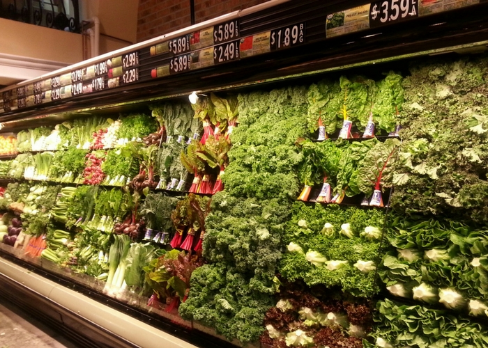 Organic Merchandising:  A New Year's Shift from Tradition to Health