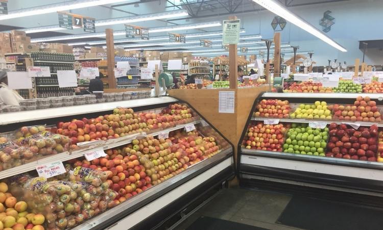 Berkeley Bowl is an Organic Produce Powerhouse