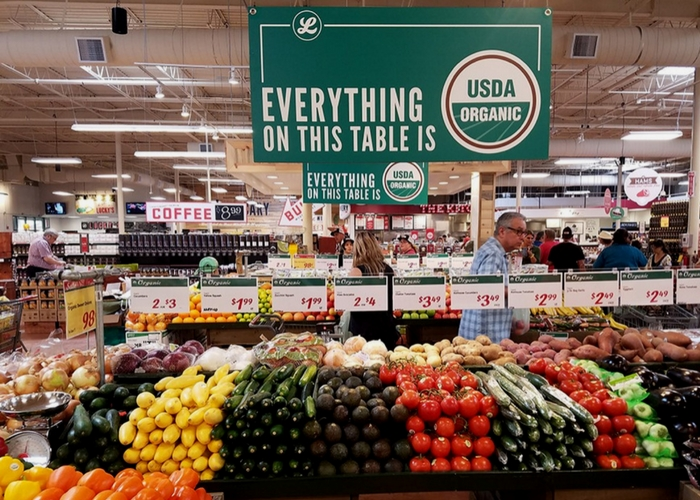 Acosta Study Reveals Organic Produce Drives Incremental Store Sales