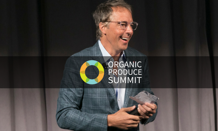 Blue Zones at the Organic Produce Summit