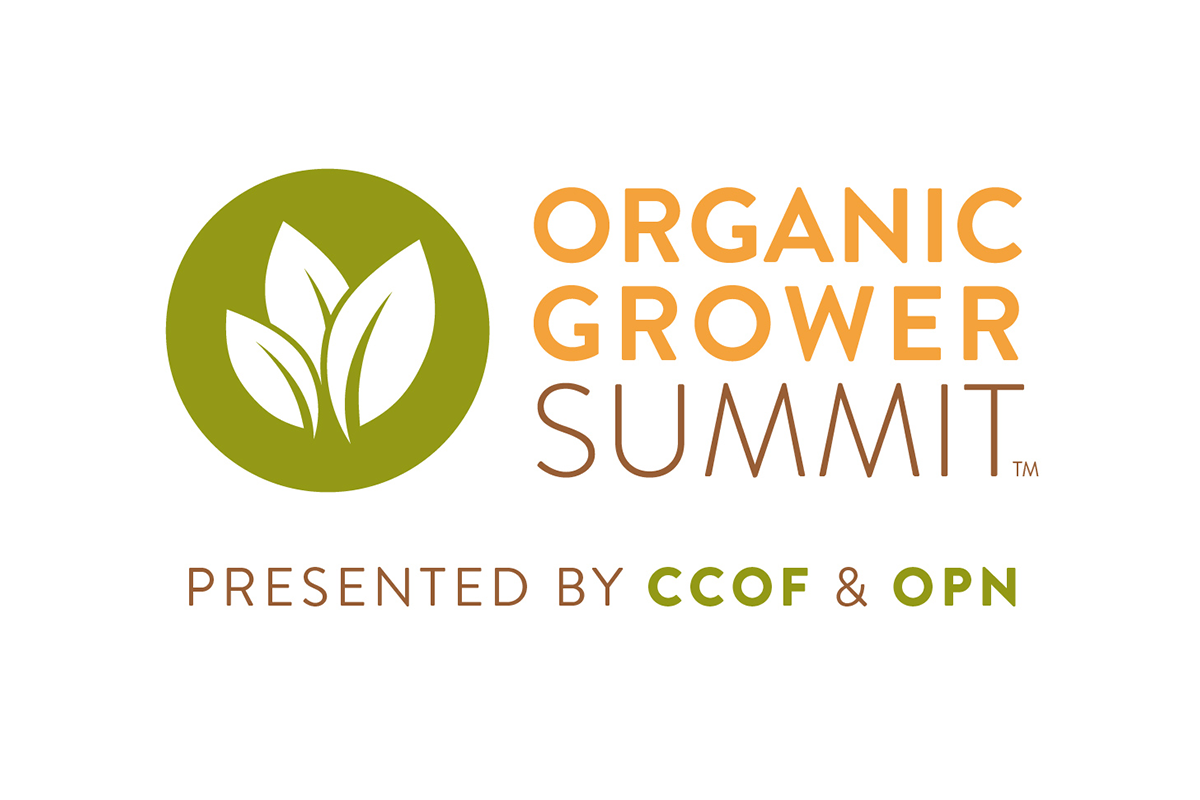 Organic Growers Summit and Safeguarding the Organic Brand