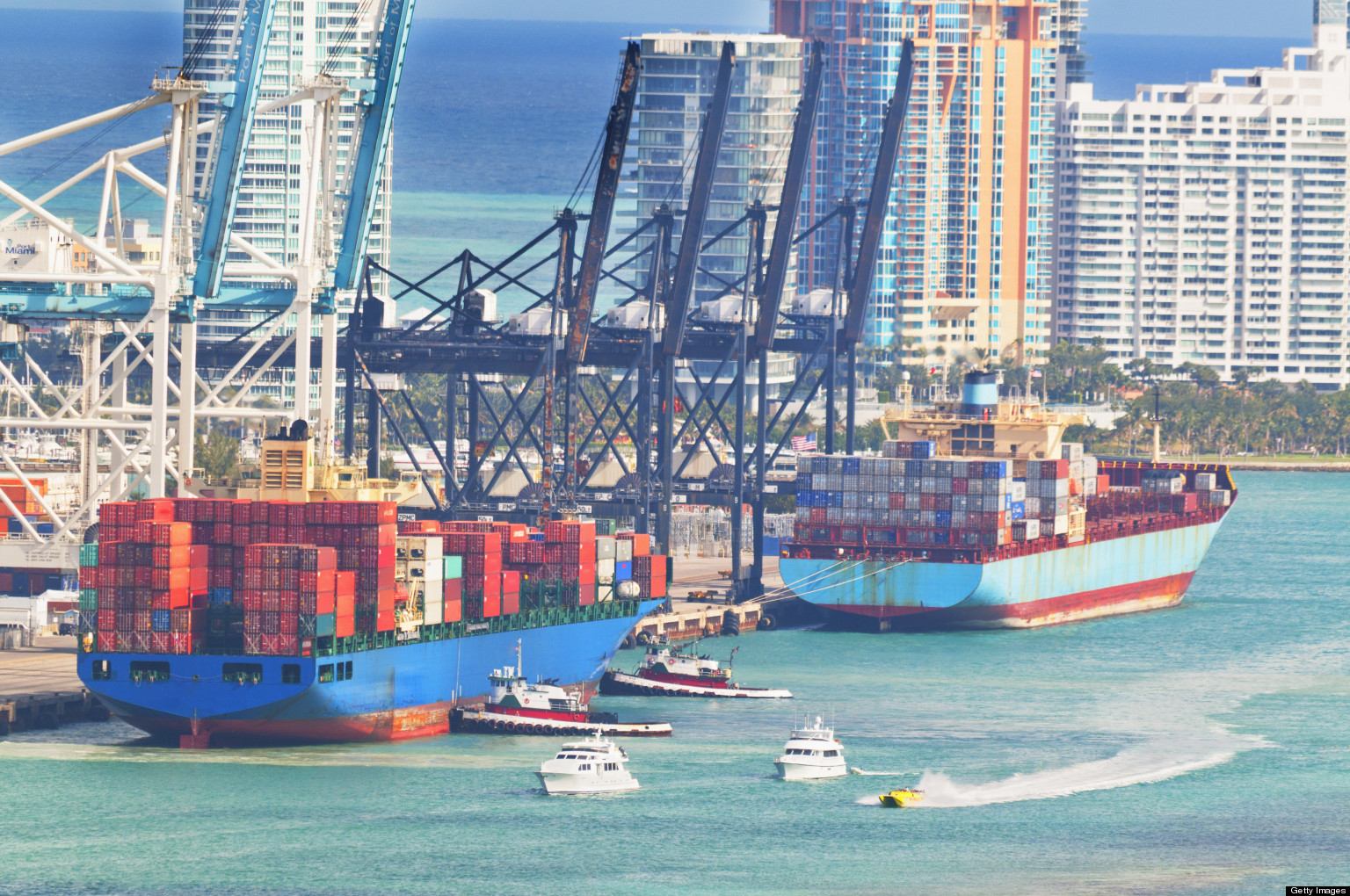 PortMiami: Cargo Gateway of the Americas