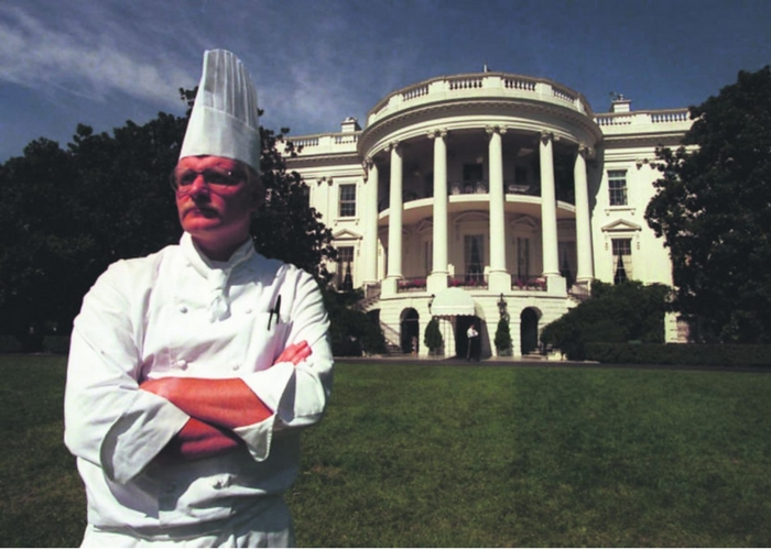 In Their Words:  Former White House Chef John Moeller