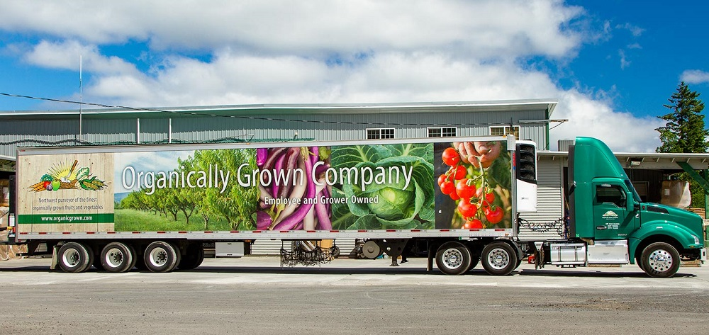 Organically Grown Company Has Thought Sustainably for 40 Years
