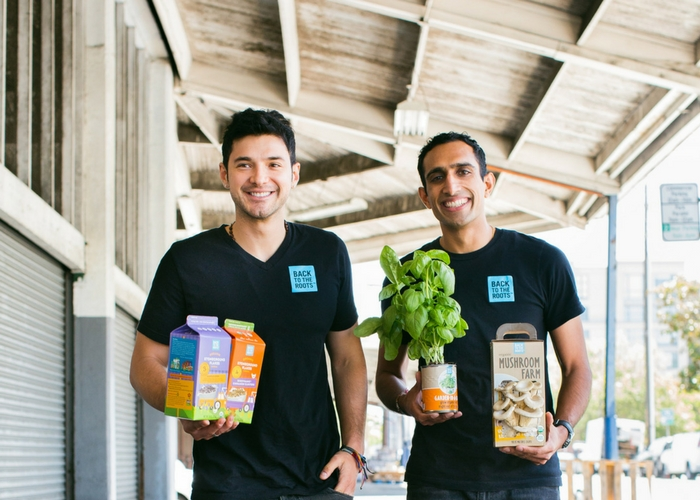 In Their Words: Nikhil Arora, Co-Founder of Back to the Roots
