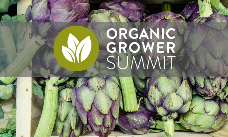 """Managing Organic Production Systems to Promote Plant Health"" - Organic Grower Summit Announces Education Session"