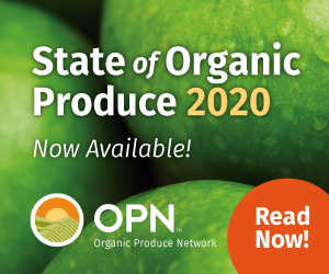 State of Organic Produce 2020 promo